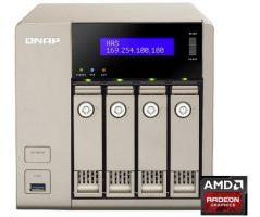 Storage NAS QNAP TVS-463