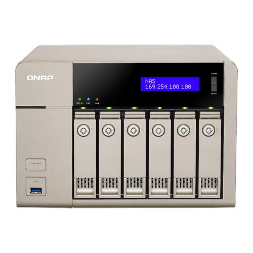 Storage NAS QNAP TVS-663