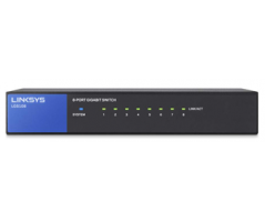 Switch LINKSYS Unmanaged Switches 8Port LGS108-AP