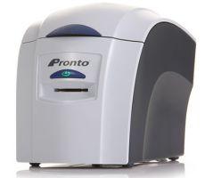 เครื่องพิมพ์บัตรพลาสติก Pronto