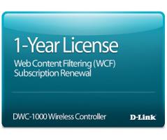 Network Dlink DWC-1000-WCF-12-LIC