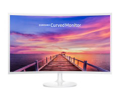 "Monitor Samsung 32"" Curved (LC32F391FWEXXT)"