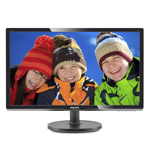 Monitor Philips 206V6QSB6/97