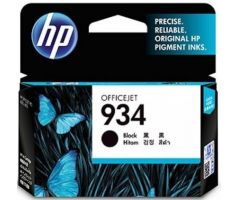 HP 934 Black Ink Cartridge (C2P19AA)