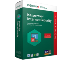Kaspersky Internet Security 2017(1 PC) (KIS01BSV17FS)