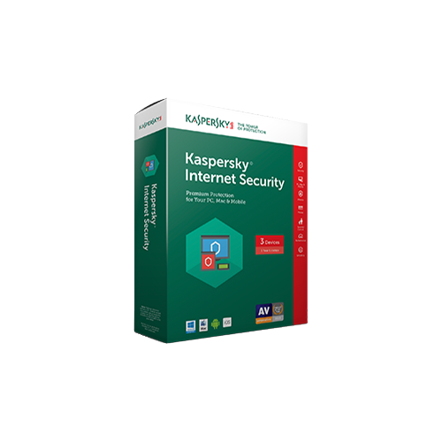 Kaspersky Internet Security 2017(3 PCs) (KIS03BSV17FS)