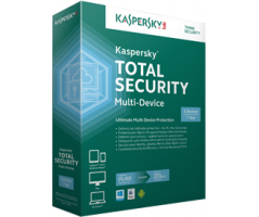 Kaspersky Total Security (1 PC) (KTS1919MCAFS)