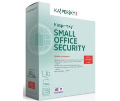 Kaspersky Small Office Security 5 (5PC+1FS) (KSOS551MCEFS)