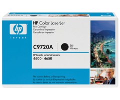 HP CLJ 4600, 4650 Black Print Cartridge (C9720A)