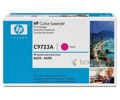 HP CLJ 4600, 4650 Magenta Print Crtg (C9723A)