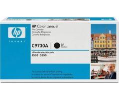 HP CLJ 5500 Black Print Crtg (C9730A)
