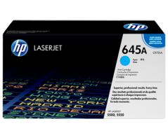 HP CLJ 5500 Cyan Print Crtg (C9731A)