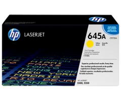 HP CLJ 5500 Yellow Print Crtg (C9732A)