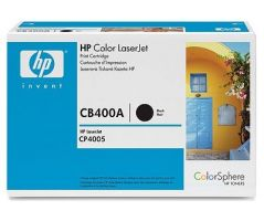 HP Color LaserJet CP4005 Black Cartridge (CB400A)