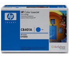 HP Color LaserJet CP4005 Cyan Cartridge(CB401A)