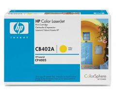 HP Color LaserJet CP4005 Yellow Crtg (CB402A)