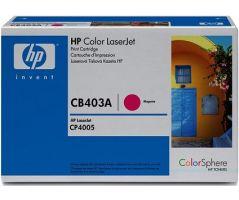 HP Color LaserJet CP4005 Magenta Crtg (CB403A)