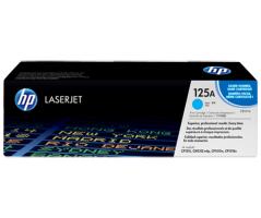HP Color LaserJet CP1215/1515 Cyan Crtg (CB541A)
