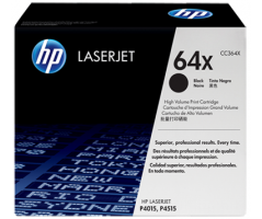 HP LaserJet 24K Black Toner Cartridge (CC364X)