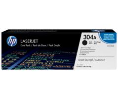 HP Color LaserJet CP2025 Dual Pack Crtg (CC530AD)