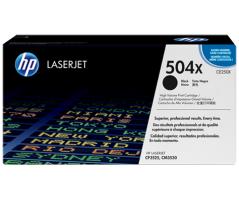 HP CP3525/CM3530 MFP Black Print Crtg (CE250X)