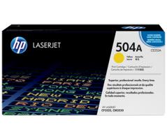 HP CP3525/CM3530 MFP Yellow Print Crtg (CE252A)