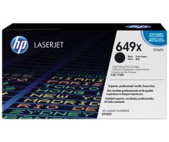 HP LaserJet CP4525 17K Blk Prt Crtg (CE260X)