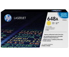 HP LaserJet CP4025/4525 Yellow Prt Crtg (CE262A)