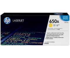 HP Color LaserJet CP5525 Yellow Crtg (CE272A)