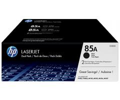 HP 85A Blk Dual Pack LJ Toner Cartridge (CE285AD)