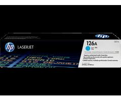 HP CLJ CP1025 Cyan Print Cartridge (CE311A)