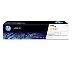 HP CLJ CP1025 Yellow Print Cartridge (CE312A)
