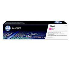 HP CLJ CP1025 Magenta Print Cartridge (CE313A)