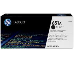 HP LaserJet 700 Color MFP 775 Black Crtg (CE340A)