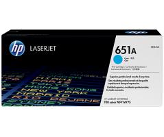 HP LaserJet 700 Color MFP 775 Cyan Crtg (CE341A)