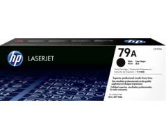 HP 79A Black LaserJet Toner Cartridge (CF279A)