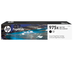HP 975X Black Original PageWide Crtg (L0S09AA)