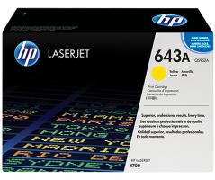 HP Color LaserJet 4700 Yellow Cartridge (Q5952A)