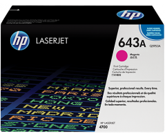 HP Color LaserJet 4700 Magenta Cartridge (Q5953A)