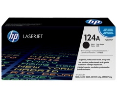 HP LaserJet 2600/2605/1600 Black Crtg (Q6000A)