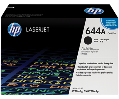 HP Color LaserJet 4730 MFP Black Crtg (Q6460A)