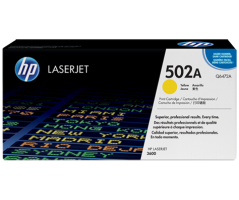 HP Color LaserJet 3600 Yellow Cartridge (Q6472A)