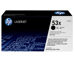 HP LaserJet Q7553X Black Print Cartridge (Q7553X)
