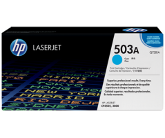 HP Color LaserJet 3505/3800 Cyan Crtg (Q7581A)