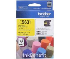 Brother ink cartridge Yellow (LC-563Y)