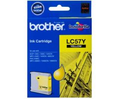 Brother ink cartridge Yellow (LC57Y)