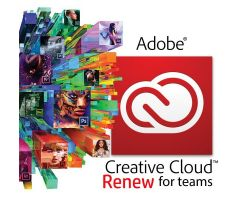 Creative Cloud for teams - All Apps ALL Multiple Platforms Multi Asian Languages