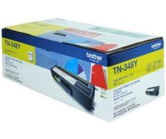 Brother Toner cartridge Yellow (TN-348Y)