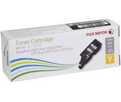 Fuji Xerox Toner Cartridge Yellow (CT202267)