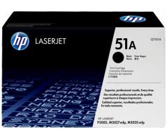 HP LaserJet P3005/M3035 mfp Black Crtg (Q7551A)